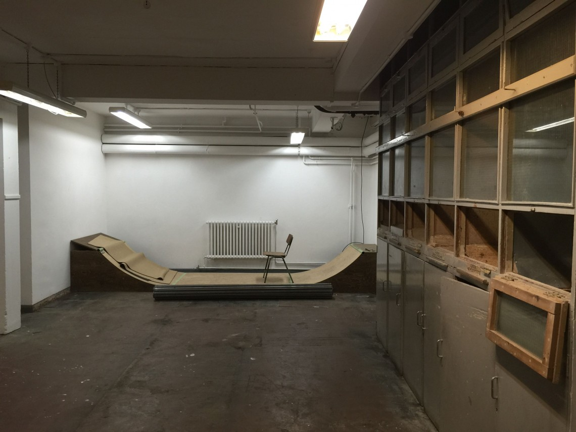 Central London London Basement Warehouse Space For Filming