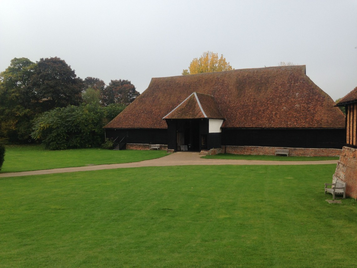 Essex Medieval Barns And Grounds For Filming