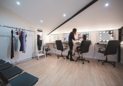 Changing Rooms, Makeup Room
