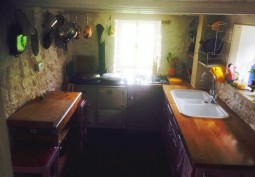 Kitchen (Rustic)