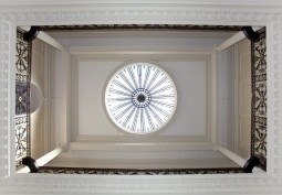 Styled Ceiling