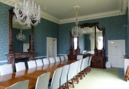 Empty Stately Home & Private Estate For Filming & Stills