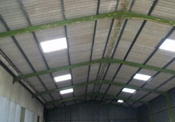 Warehouse (Sky Lights)