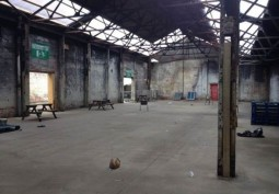 Warehouse (Derelict)