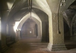 West London: Crypt for Filming