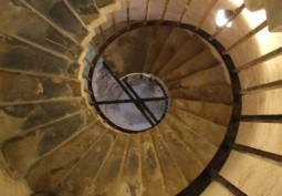 Stairway / Staircase, Staircase (Spiral)