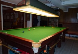 Billiards / Pool Room