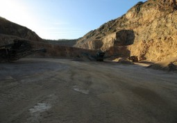 Dramatic Stone Quarry For Filming and Stills Shoots