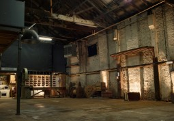 Gritty London Warehouse Space For Filming