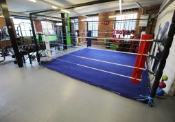 Manchester Gym For Filming
