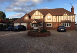 Large Mock Tudor Home For Filming