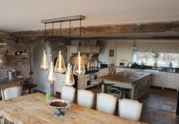 Kitchen, Diningroom, Kitchen (Rustic)