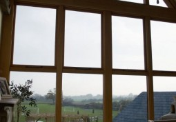 Countryside View, Windows