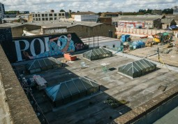 Industrial Rooftop For Filming