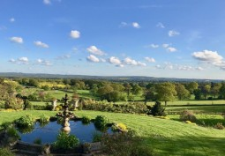 Gardens, Lake / Pond, Countryside View, Water Feature