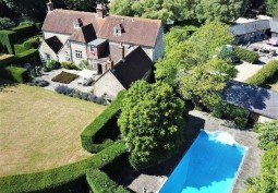 Swimming-pool, Countryside View, Stately Home/Manor