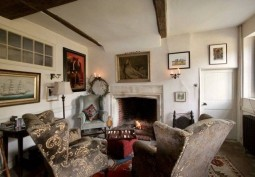Fireplace, Drawing Room