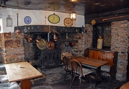 Fireplace, Pub / Bar