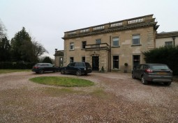 Driveway, Stately Home Exterior