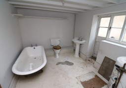 Derelict, Bathroom (Roll Top)