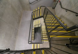 Industrial Staircase For Filming