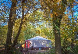 Sussex Glamping Site For Filming