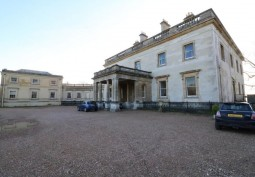 Palladian Mansion For Filming