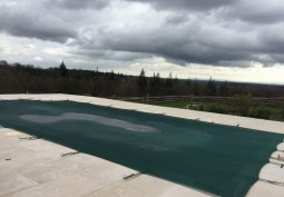Swimming-pool, Countryside View