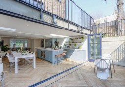Diningroom, Patio / Veranda, Kitchen (With Island),Open-plan