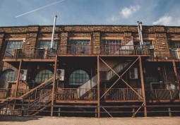 Warehouse Exterior For Filming