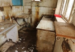 Kitchen, Derelict