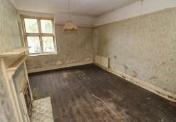 Derelict, Bedroom (Double)