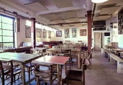 Cafe, Bar and Event Space In London