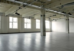 White Studio Space Available For Filming