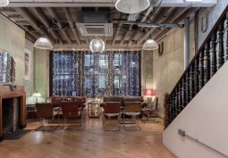Eclectic central London filming and event space