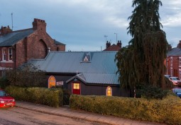 Chester: Restored Tin Chapel For Filming