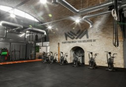London Fitness Centre For Fiming