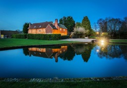 Period Farm House With Large Pond Available For Filming