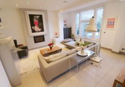Modernised London Townhouse For Filming