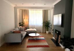Refurbished London Home For Filming