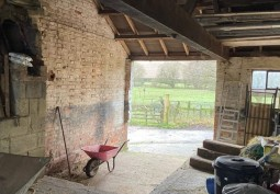 Barn, Stables