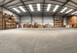 Warehouse (Sky Lights),Coronavirus-Friendly