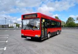 Single Decker Bus For Filming