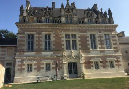 Chateau In France For Filming