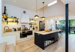 Newly Refurbished Victorian Terrace House For Filming