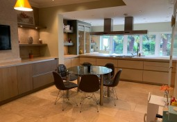 Diningroom, Kitchen With Table