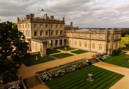 Georgian Stately Home For Filming
