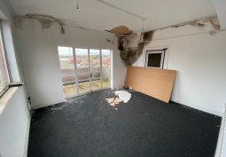 Derelict Office For Filming