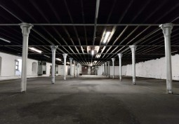 Empty Period Building For Filming