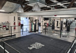 Boxing Gym For Filming